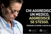 Campagna degli Ordini di Bari e Napoli contro la violenza sui medici