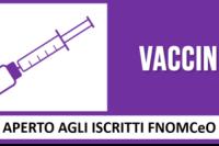 L'Ordine si presenta a Termoli con un corso ECM sulle vaccinazioni