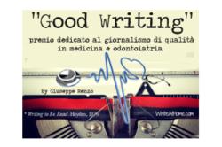 Premio Good Writing: prorogato il termine per segnalare gli articoli