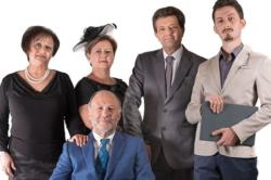 L'occasione fa l'uomo ladro: Commedia in 3 atti della D.ssa Antonella Giordano