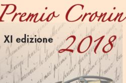 PREMIO  CRONIN  2018 – XI^  EDIZIONE