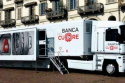 """TRUCK TOUR """"BANCA DEL CUORE"""": screening cardiologici gratuiti a Campobasso dal 14 al 16 aprile"""
