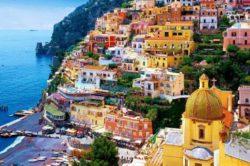 L'Ordine in Tour: Costiera Amalfitana e Paestum