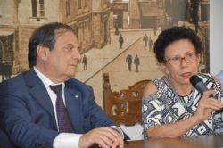 Filippo Anelli, Presidente FNOMCeO, ieri a Campobasso per parlare della professione medica