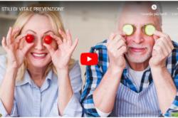 Stili di vita e prevenzione: il video ufficiale a supporto dell'iniziativa