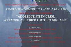 """""""Adolescenti in crisi: attacco al corpo e ritiro sociale"""""""