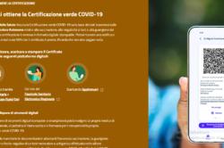CERTIFICAZIONE VERDE COVID-19 DIGITALE – EU digital COVID certificate