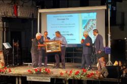 """Premio letterario nazionale """"Il Borgo Italiano"""" al medico molisano Giuseppe Zio con un libro sulla storia e sulla cultura di San Martino in Pensilis"""